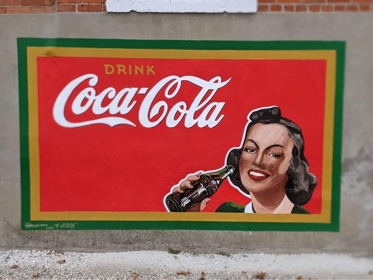 """Coca-Cola Throwback"""